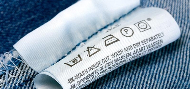 Find out what each symbol means on your clothes-0 labels